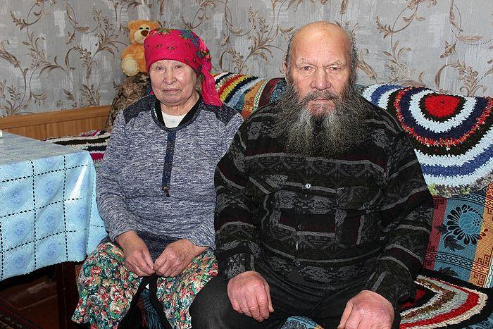 Петр Иванович и Лукерья Алексеевна Логиновы