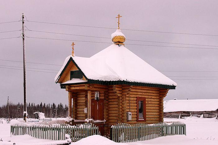 Часовня Святителя Николая в Медвежской