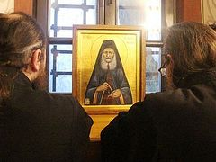 Kiev monastery establishes celebration of Elder Joseph the Hesychast