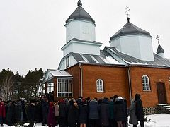 Schismatics seize more than 20 churches in Volyn Diocese alone, says Bishop Nathaniel