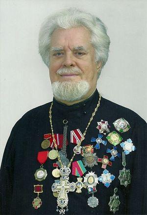 Протоиерей Сергий Суздальцев