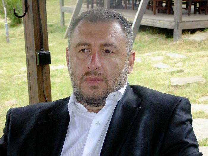 Малхаз Джинория – духовное чадо отца Гавриила, автор книги «Старец Гавриил: сердце, полное любви»