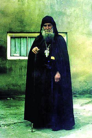Преподобноисповедник Гавриил Самтаврийский (Ургебадзе)