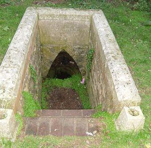 Источник св. Маргариты в Бинси, Оксфордшир (фото Ирины Лапа)