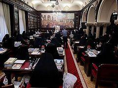 Румынская Церковь выскажет официальную позицию по украинской проблеме после ряда консультаций