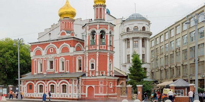 В Москве отреставрируют церковь Всех Святых на Кулишках