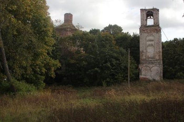 Руины Успенской церкви в с. Сопки требуют срочной консервации