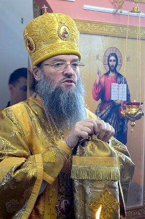 Metropolitan Luke of Zaporozhye and Melitopol