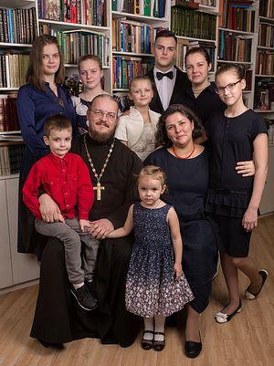 Семья Ромашко. Фото: Владимир Дубровский
