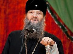 Logic of renaming the Ukrainian Church means Ukraine should be called a U.S. state—Met. Luke of Zaporozhye