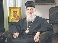 Сербская Церковь не примет легализацию раскола на Украине