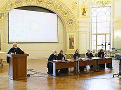Международная богословская конференция «Причины и вызовы текущего кризиса межправославных отношений» открылась в Свято-Тихоновском университете