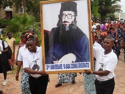 Косма Григориатский – апостол Африки