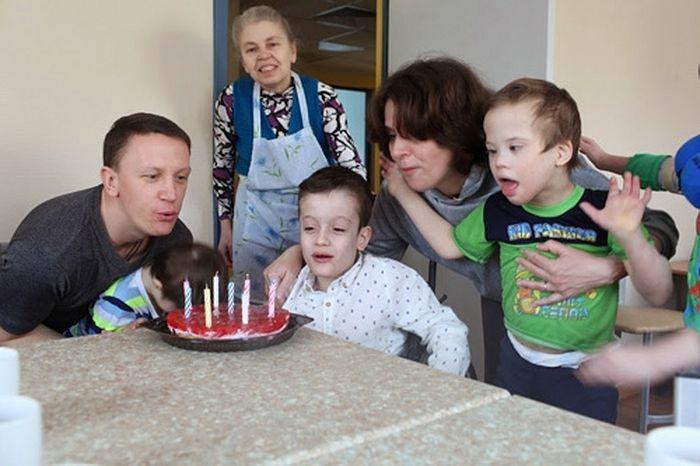 Свято-Софийский социальный дом приглашает гостей на свой день рождения