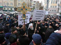 «Голос страждущей Украинской Православной Церкви должен быть услышан во всем мире»
