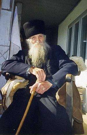 Монах Марк (Думитру)