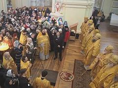 Belarusian Church celebrates anniversary of council that brought 1.5 million Uniates back to Orthodoxy (+ VIDEO)