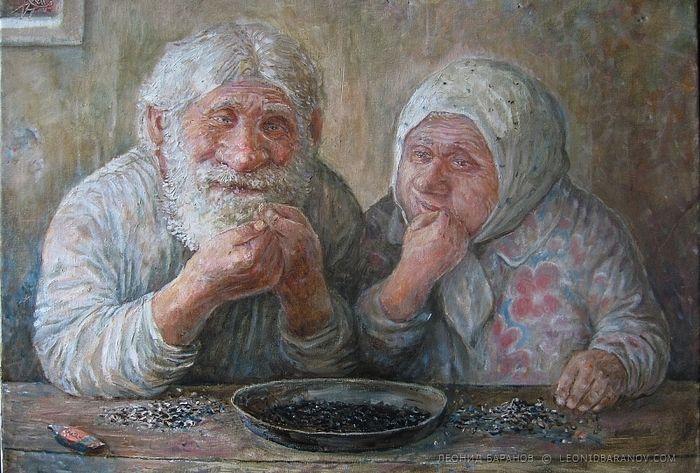 Семочки. Художник: Леонид Баранов