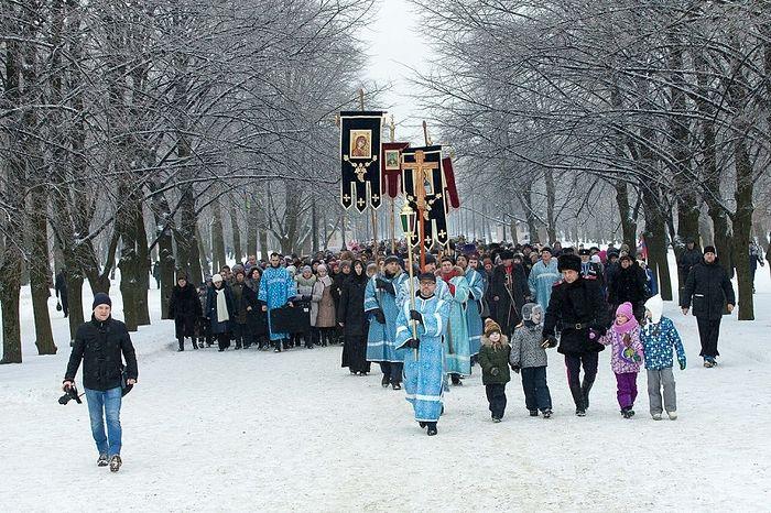 В Петербурге пройдёт самый многочисленный крестный ход «За трезвую жизнь!»
