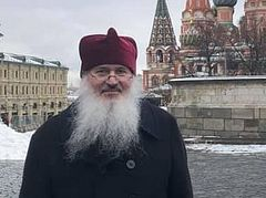 Fr. John Whiteford presents at international theological conference on Ukrainian crisis in Moscow