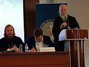 Председатель Патриаршей комиссии по вопросам семьи выступил на II Гиппократовском медицинском форуме