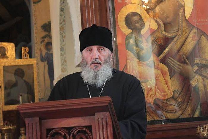 Священник Лев Аршакян