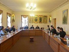 В Москве прошла презентация книги, посвященной взаимоотношениям Константинопольского Патриархата и Русской Православной Церкви в 1910-50-е годы