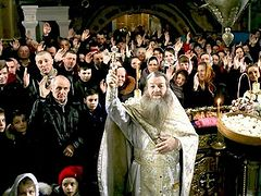 Romanian-speaking parishes in Ukraine confirm loyalty to canonical Church and primate
