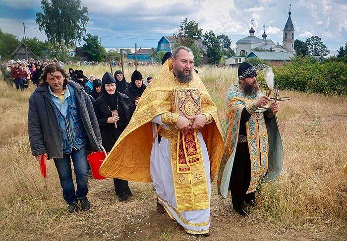 Отец Сергий. Фото: Личный архив о. Сергия (Демидова)