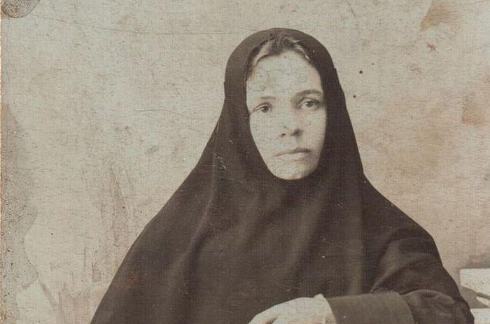 Инокиня Ольга (Кокорева) в Покровском Верхотурском женском монастыре