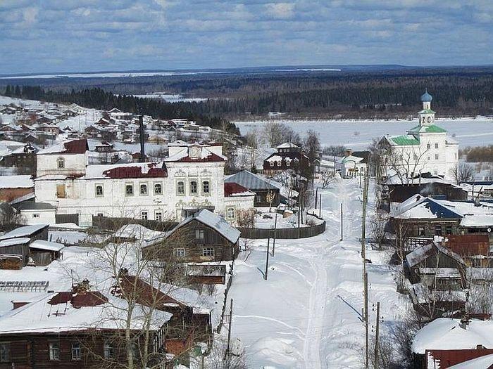 Чердынь. Иоанно-Богословский монастырь
