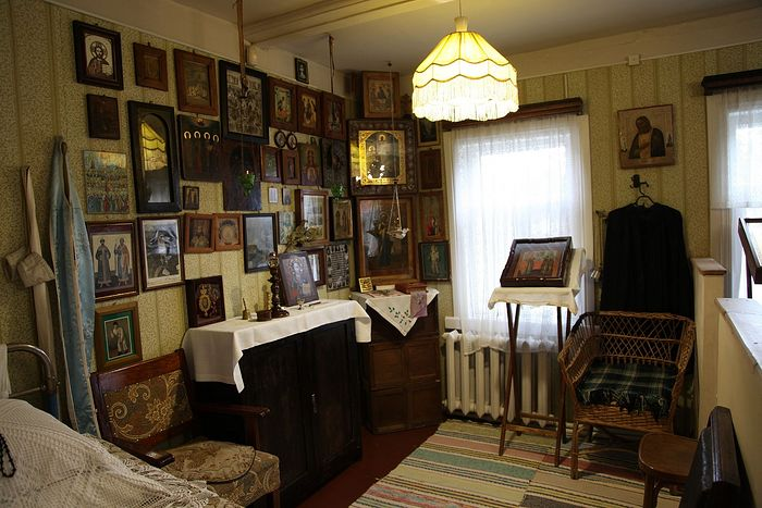 Музей-келья святителя Афанасия, епископа Ковровского, в Петушках