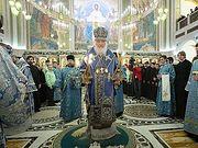14 марта в 18:30 Святейший Патриарх Кирилл возглавит вечернее богослужение в Сретенском монастыре