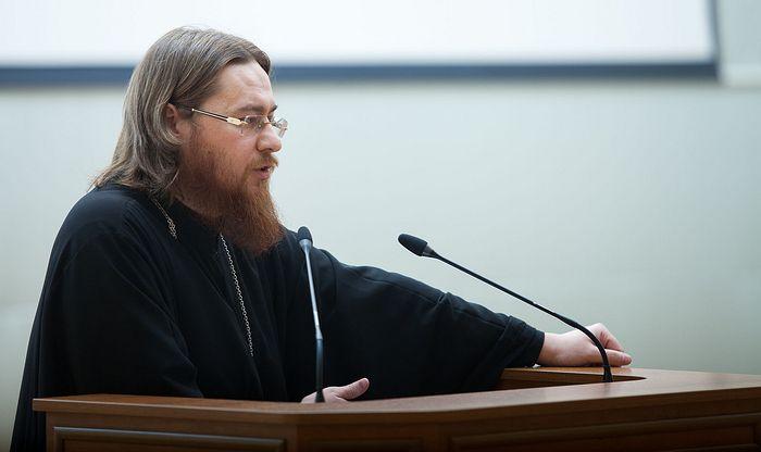 Доцент ПСТГУ иерей Павел Ермилов