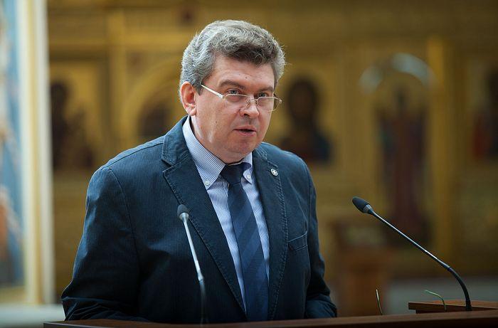 Профессор ПСТГУ Владислав Игоревич Петрушко