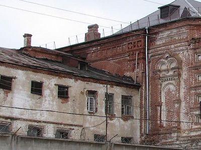 В Казани нашли церковь 1712 года