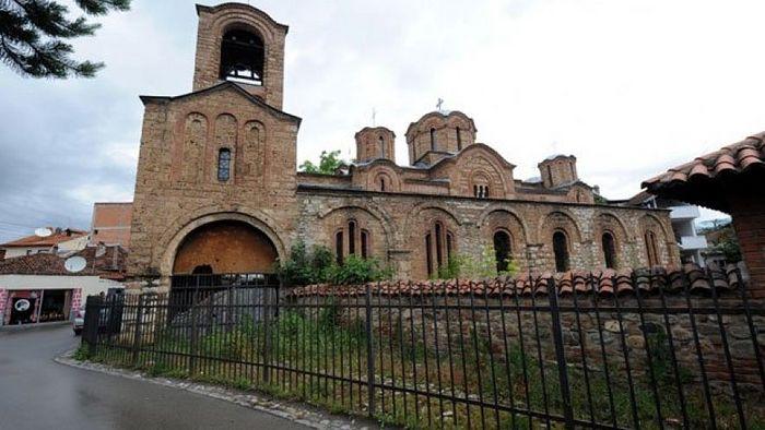 Богородица Љевишка, подигнута у време краља Милутина, наша је Сикстинска капела. Вечерње Новости