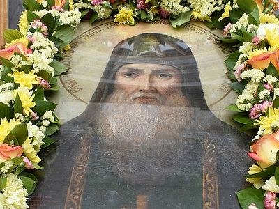 Celebrating St. Cornelius, the Abbot of the Pskov Caves