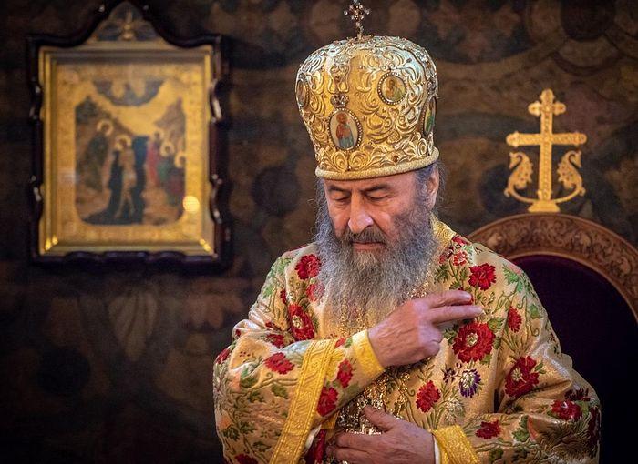 His Beatitude Metropolitan Onuphry of Kiev and All Ukraine. Photo: znaj.ua