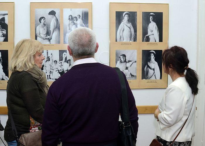 В Загребе проходит выставка о семье Николая II