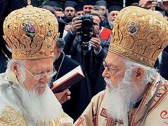 Ecclesiological Principles Cannot Be Ignored. The Albanian Church's Letter to Patriarch Bartholomew