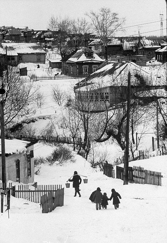 Тропареве. 1959 год