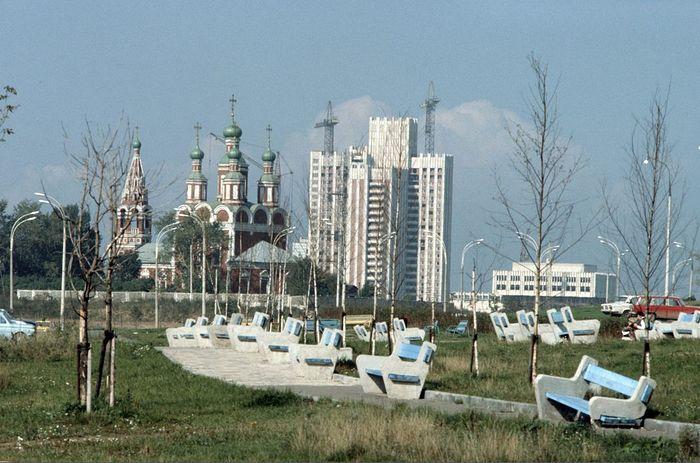 Тропарево. 1982 год