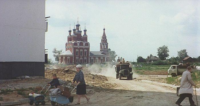 Храм Архангела Михаила в Тропареве. 1969 год