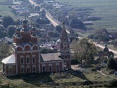 В истории Тропаревского храма – история страны