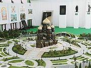 Владимир Путин перевел личные средства для создания иконы главного храма Вооруженных сил