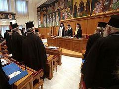 Синод Элладской Церкви не будет в марте рассматривать «украинский вопрос»