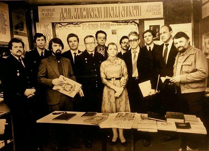 Дни славянской письменности на ледоколе «Сибирь»