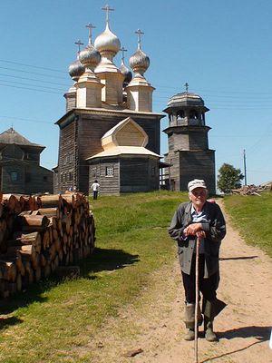 Александр Порфирьевич Слепинин, 78 лет, плотник
