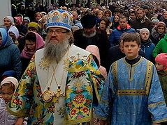 Thousands participate in processions throughout Ukraine on Sunday of Orthodoxy (+ VIDEOS)